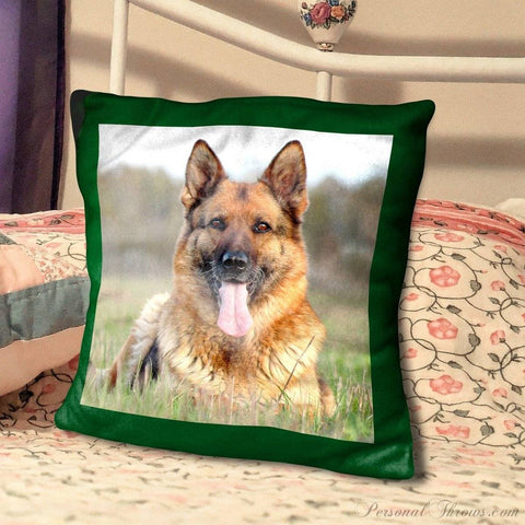 "Photo Pillows,Valentine's Day Gifts,Other Products,Mother's Day Gifts - 20"" Square MicroFleece Photo Pillow"