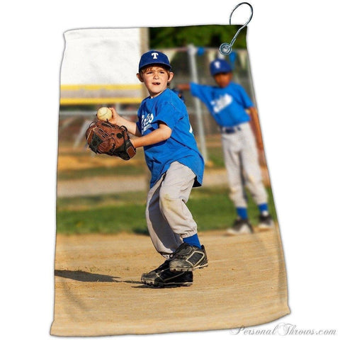 "Photo Towels,Other Products,Mother's Day Gifts - Photo Golf Towel - 15""x22"""