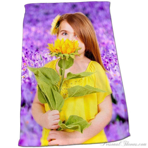 "Photo Towels,Other Products,Mother's Day Gifts - Photo Hand Towel- 15""x22"""