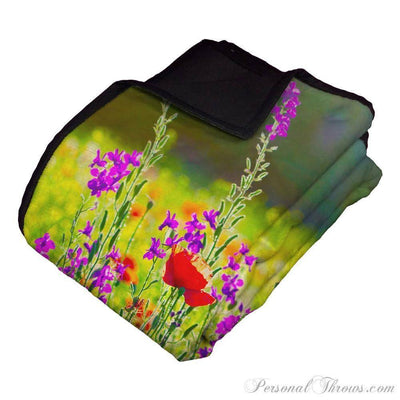 "Water Repellent Outdoor Picnic Blanket (50""x 59"")"