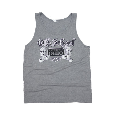 OSG Famous Tank Top Old School Gym Grey Tank