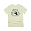 OSG Tire Tee Old School Gym White T-Shirt
