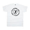 OSG Tee Throwback Old School Gym White T-Shirt