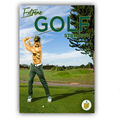 Extreme Golf Strength | An E-book by Cory G