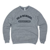 OSG Wrestling Crewneck Sweatshirt Grey Old School Gym Fleece