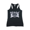 WOMEN'S OSG Famous Tank Top Black Racerback