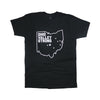 Ohio Valley Strong T-Shirt Black Tee