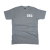 No Shortcuts OSG Tee Grey T-Shirt