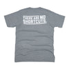 No Shortcuts OSG Tee Grey T-Shirt Back