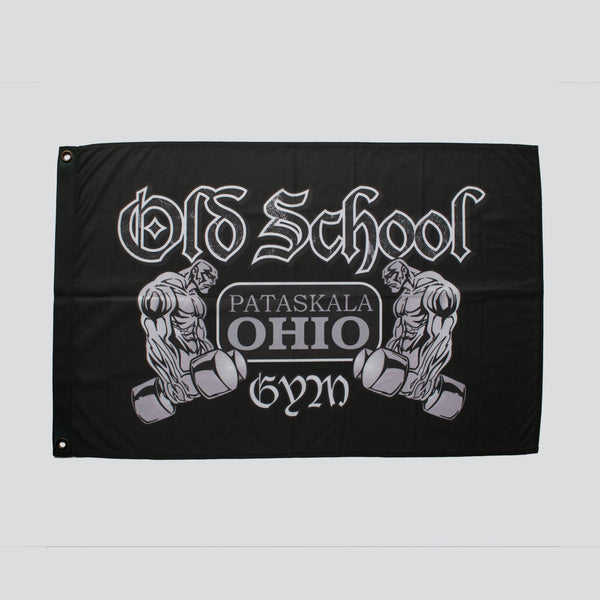 Old School Gym Flag