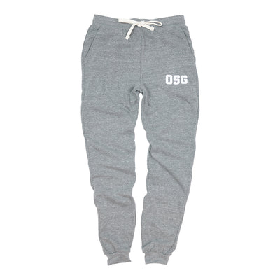 OSG Joggers Grey Old School Gym Sweatpants