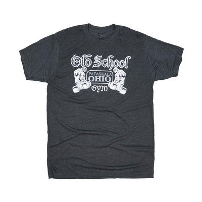 OSG Famous T-Shirt Old School Gym Black Tee