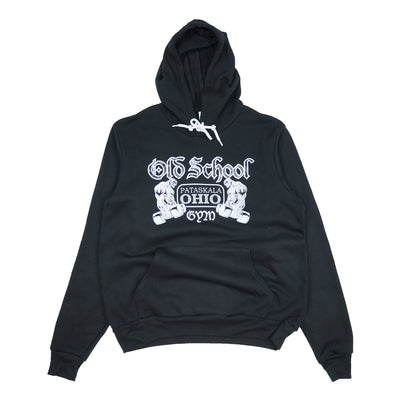 OSG Famous Pullover Hoodie Black Old School Gym Sweatshirt