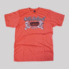 OLD SCHOOL GYM Famous T-Shirt - Orange