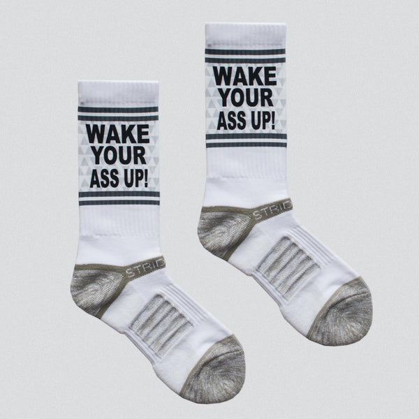 WYAU Socks - White