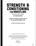 Strength and Conditioning for Wrestling: Youth Edition | E-Book by Dustin Myers