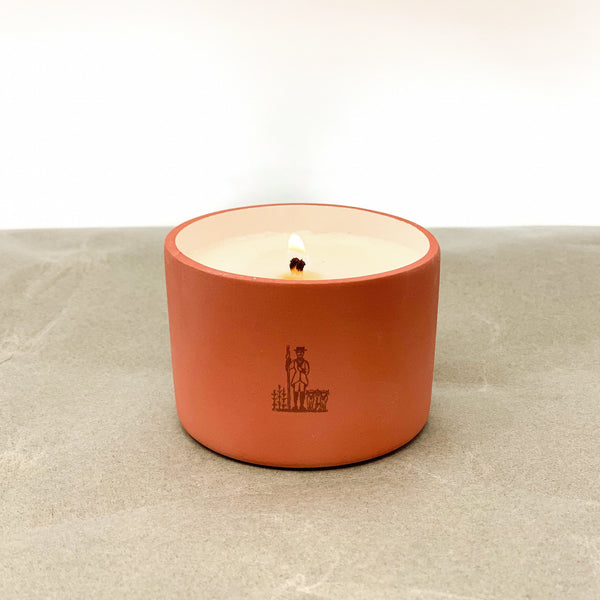 HERBAL BUG REPELLENT CANDLE