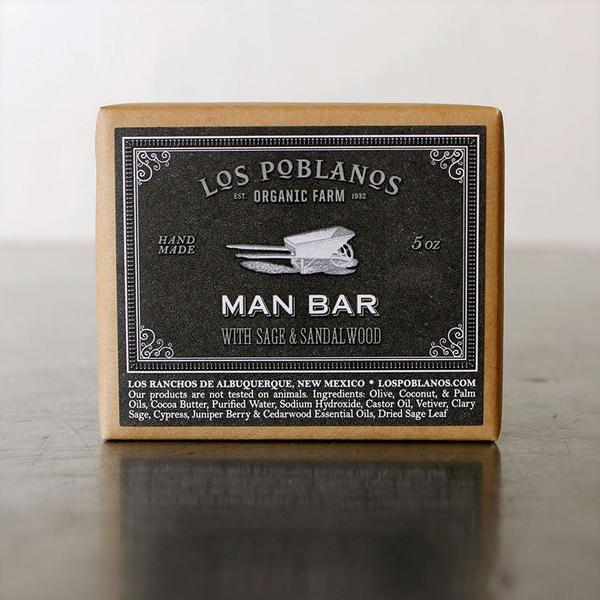 MAN BAR HANDMADE SOAP