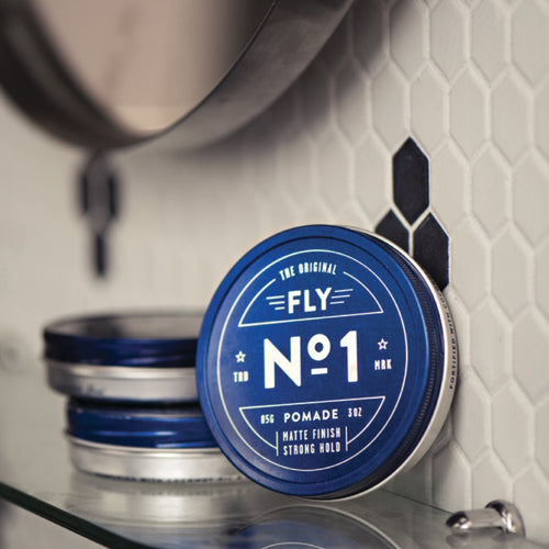 WATER BASED POMADE #1
