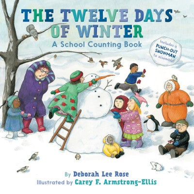 TWELVE DAYS OF WINTER