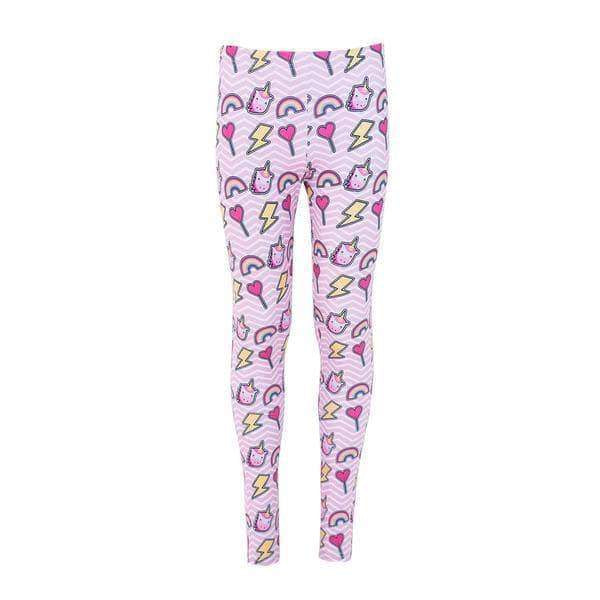 UNICORN CHEVRON LEGGING