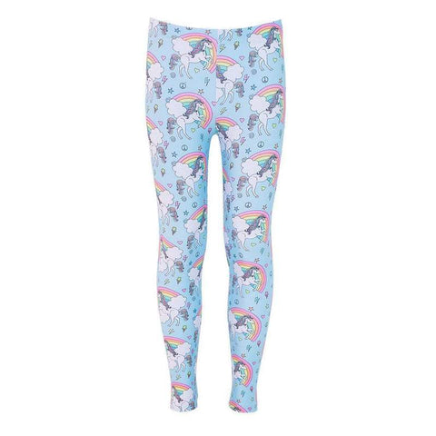 UNICORN SKY LEGGINGS
