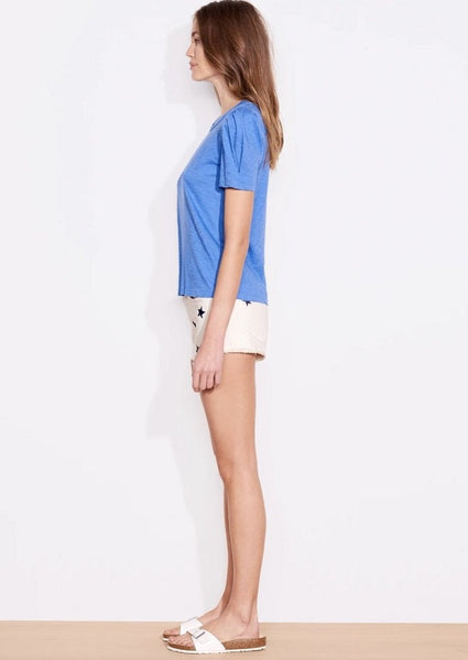 SHORT SLEEVE PUFF TOP