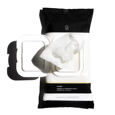 VITAMIN CLEANSE FACIAL CLEANSING CLOTHS