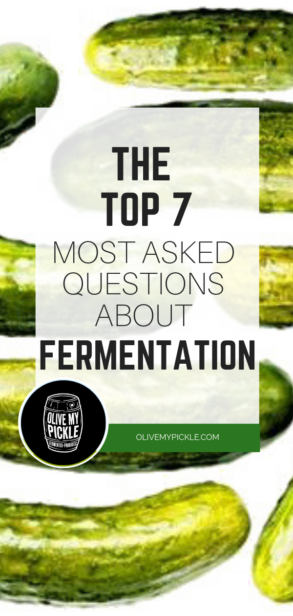 The Top 7 Most Asked Questions About Fermentation
