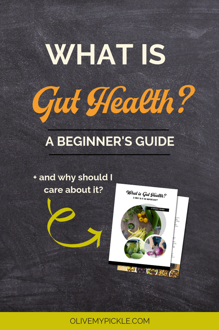 What is Gut Health? And Why is Gut Health Important?