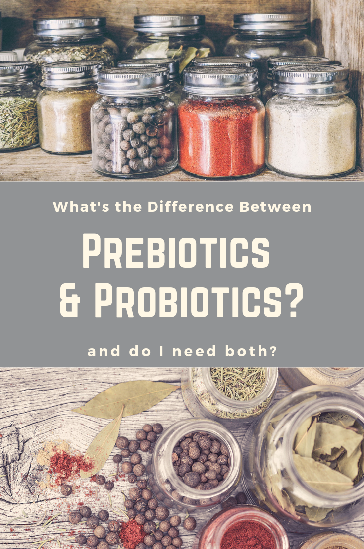 What's the Difference Between Prebiotics and Probiotics? And Do I Need Both?