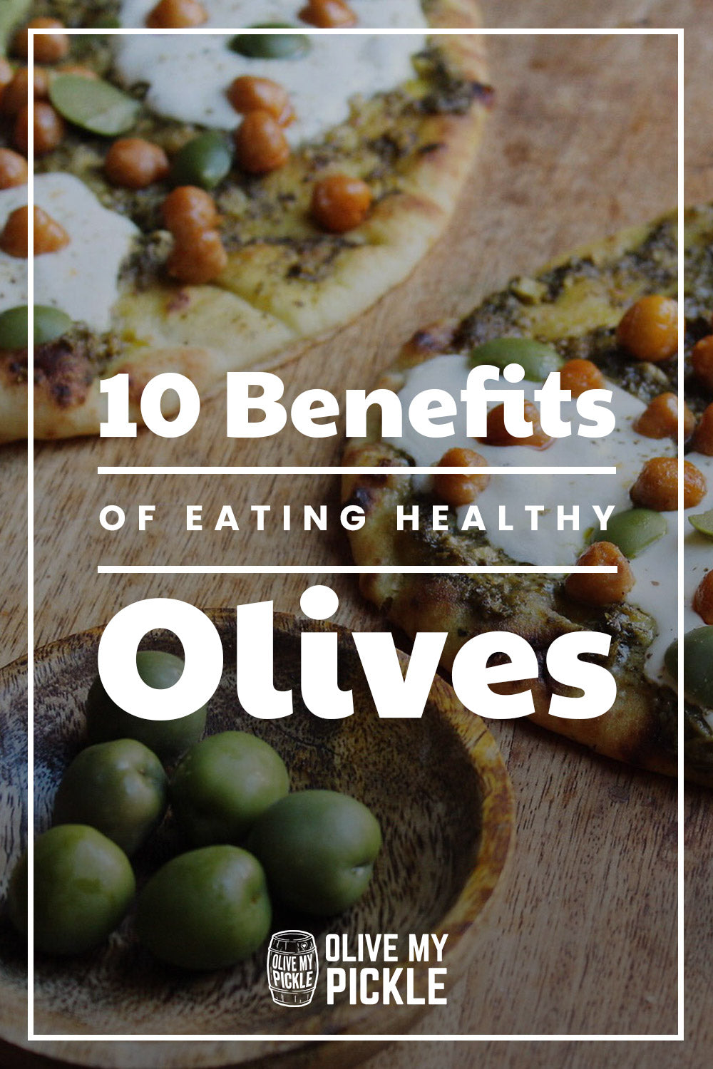 Benefits of Eating Healthy Olives