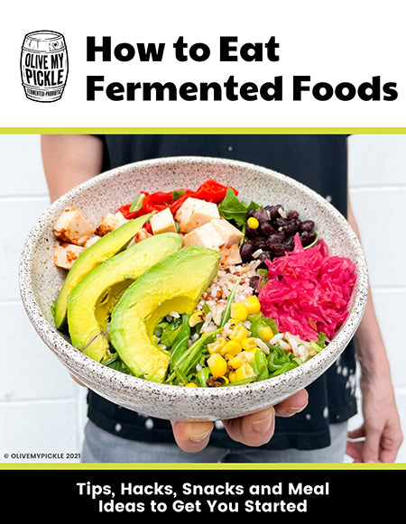 How to Eat Fermented Foods For Gut Health