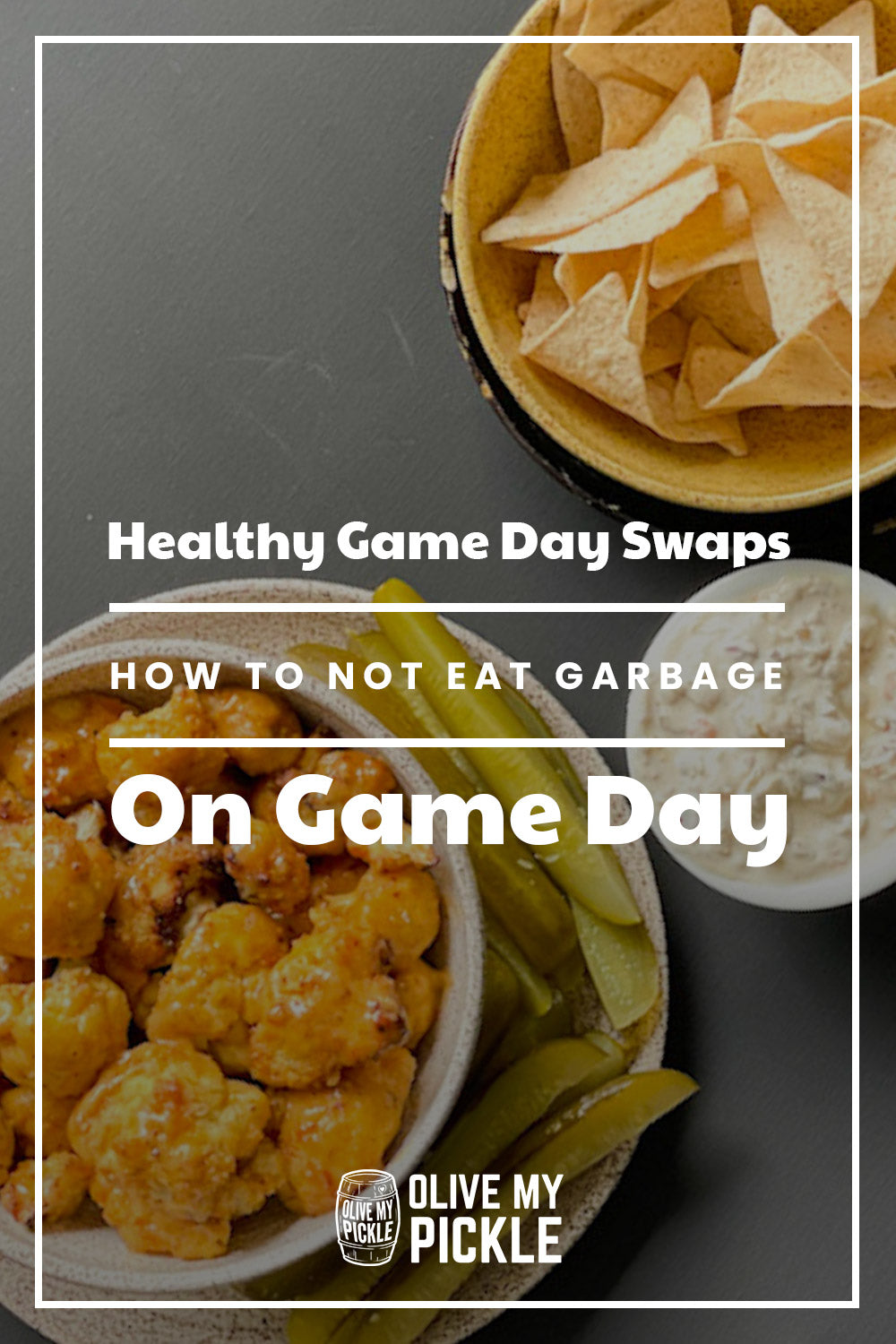 Healthy Game Day Swaps