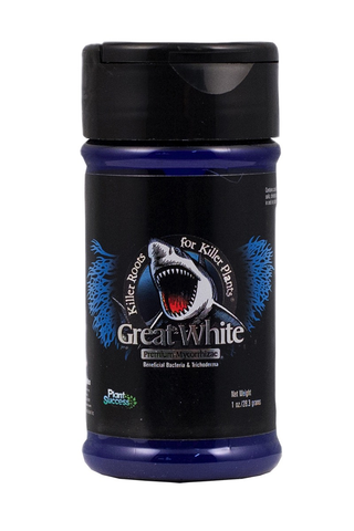 Plant Success Great White Premium Mycorrhizae, 1 oz