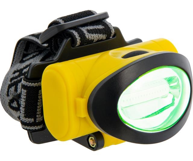 Active Eye Green LED Headlamp