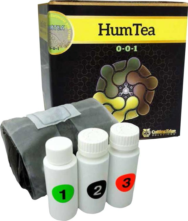 Cutting Edge Hum Tea 5 Gallon Pack
