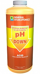 pH Down Acid Qt