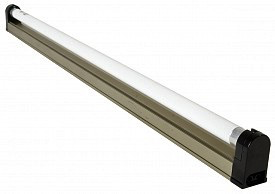 Jump Start T5 54W 4' Strip Fixture with Lamp, for Modular Systems