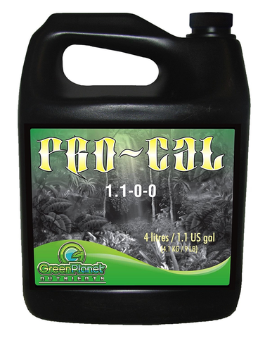 Green Planet Nutrients - PRO-CAL 4L