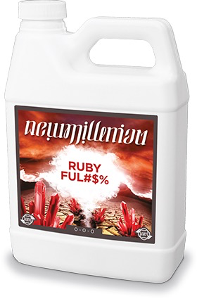 New Millenium Ruby Ful*%$# 5 Gal