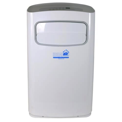 Ideal-Air Dual Hose Portable Air Conditioner 14,000 BTU