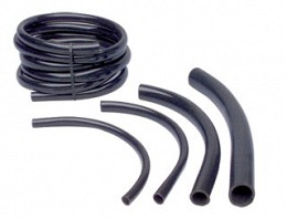 "3/4"" Inside Diameter Black Tubing"