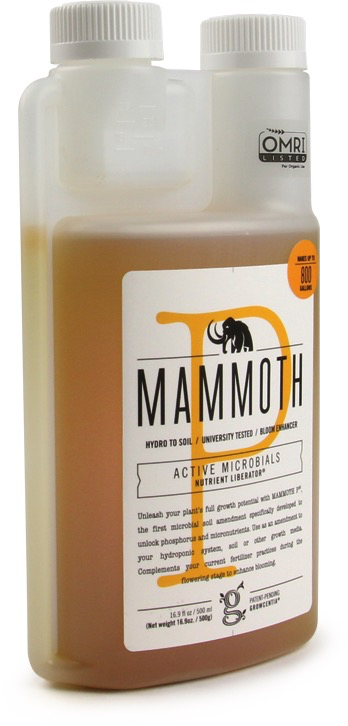 Mammoth Gallon