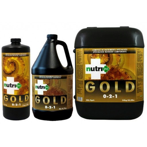 Nutri Plus Gold 4L (0-2-1)