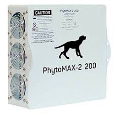 BLACK DOG PHYTOMAX-2 200 LED GROW LIGHTS