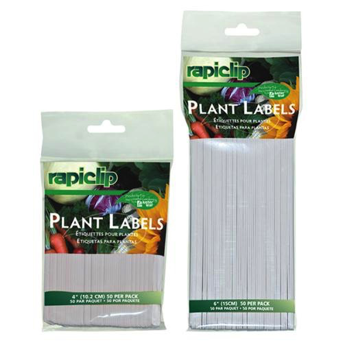 Luster Leaf Plant Labels 4 in