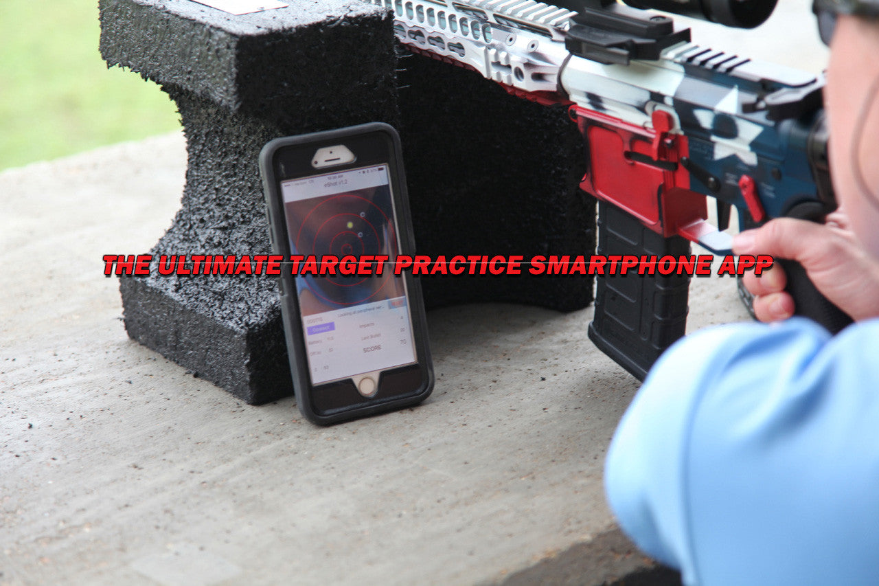 The Ultimate Target Practice Smartphone App