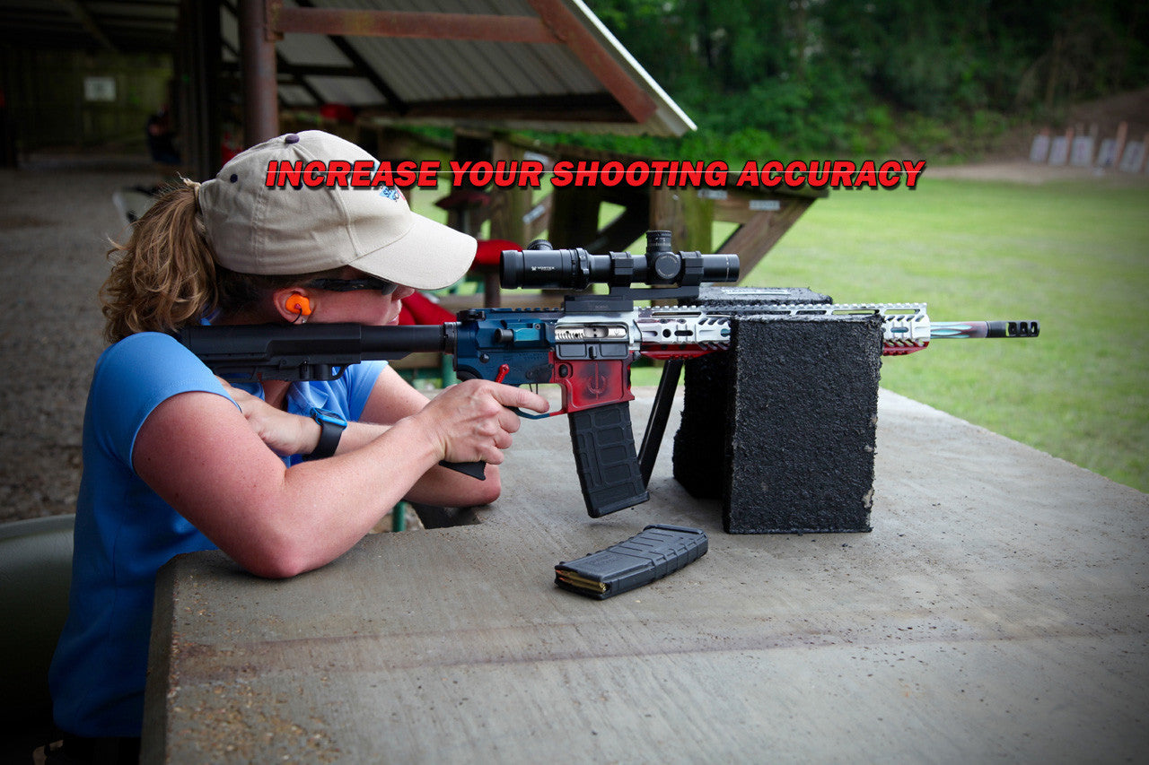 Increase Your Shooting Accuracy