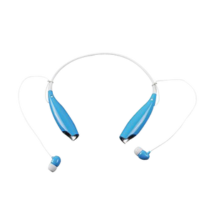 Water Resistant Bluetooth Behind-the-Neck Stereo Headset - Assorted Colors